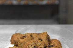 Un dettaglio sul biscotto di Ceglie Messapica