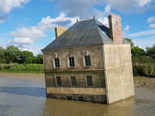 Casa sulla Loira- Installazione d'Arte- Foto by Voicesearch.travel