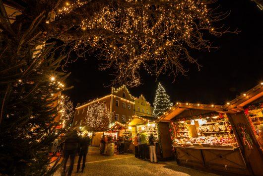 Mercatini Natale 2017 Italia