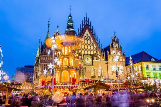 Mercatini Natale Polonia