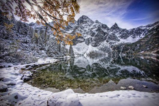 Polonia inverno wellness