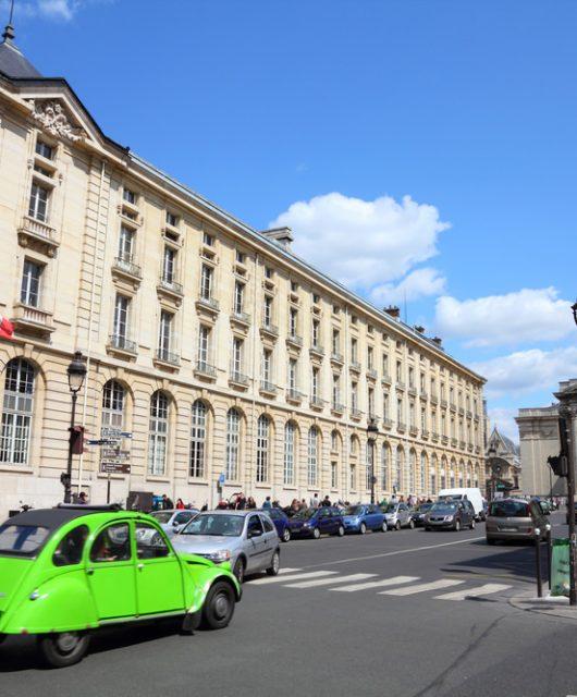 Parigi con la c2