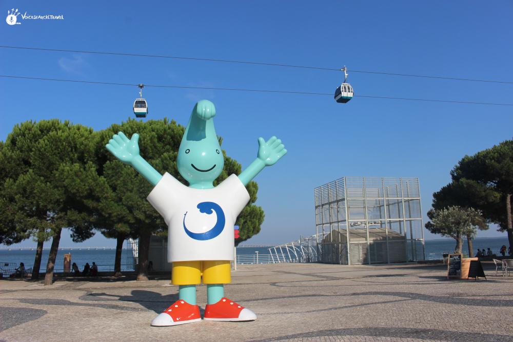 Lisbona: Parco delle Nazioni