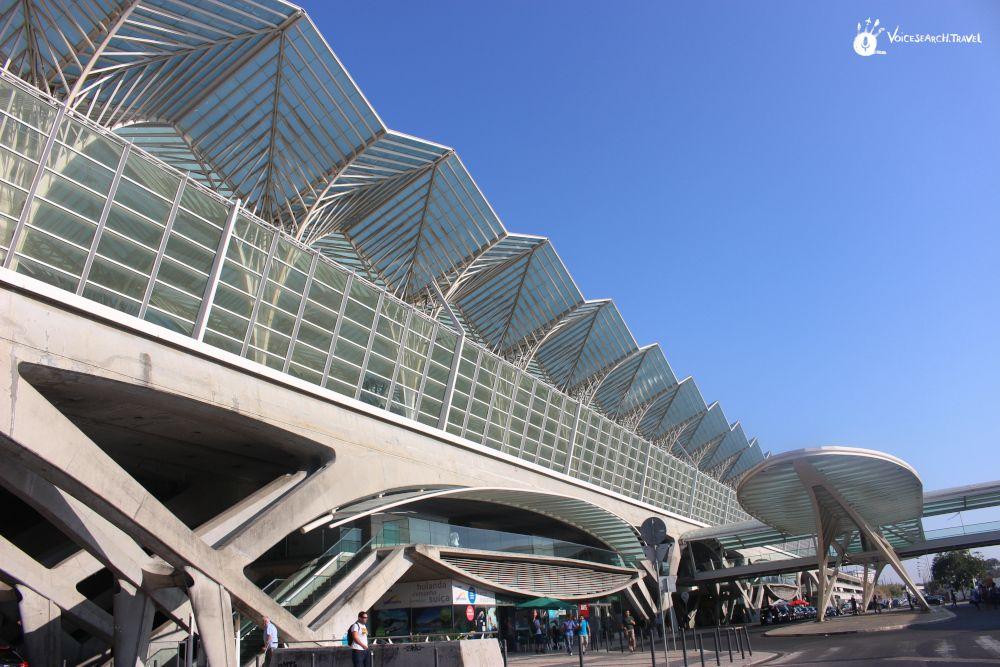 Lisbona_ Stazione Oriente