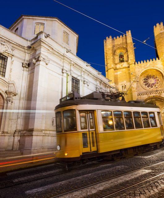Scalo a Lisbona