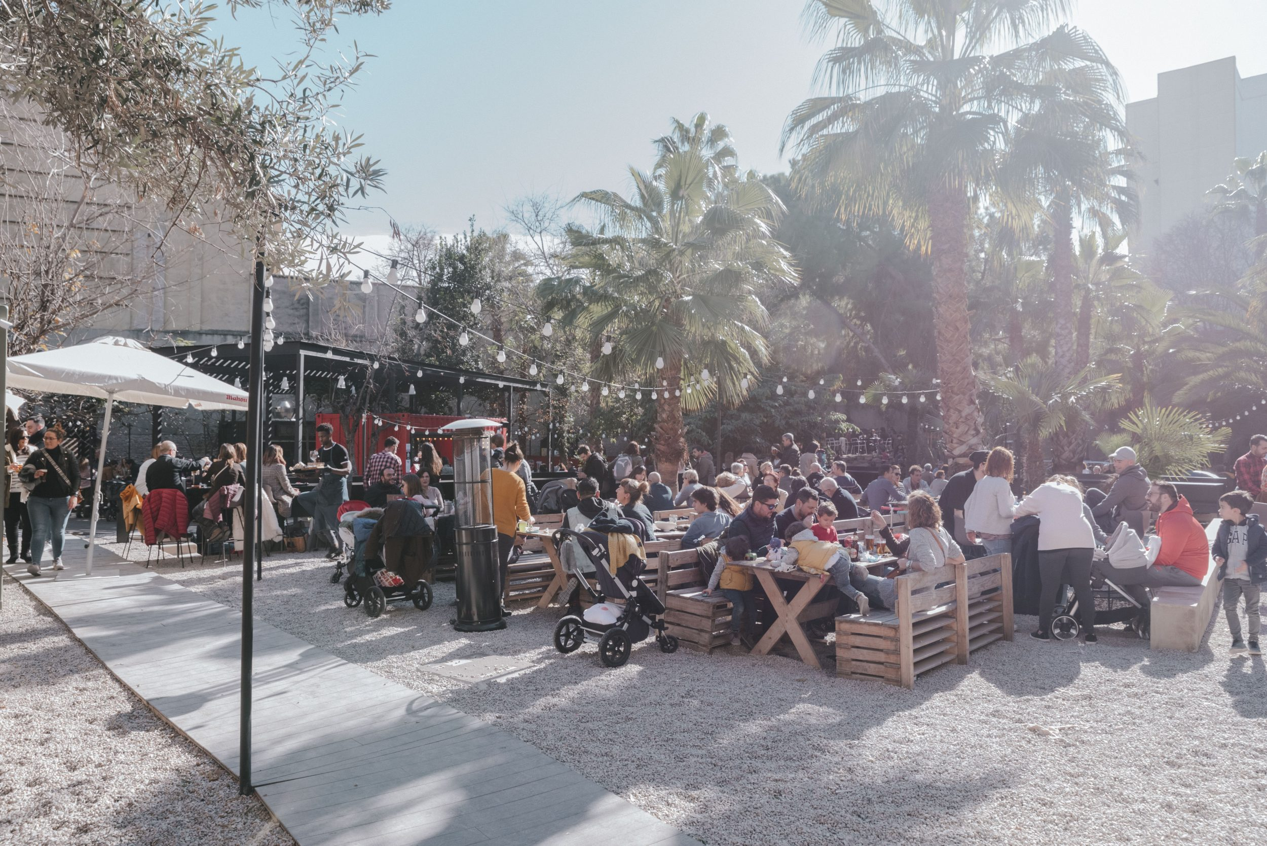 Weekend a Valencia - Convent Carmen