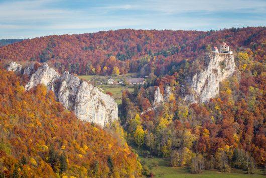 Parco naturale del Danubio superiore © DZT - Deutschland abgelichtet Medienproduktion
