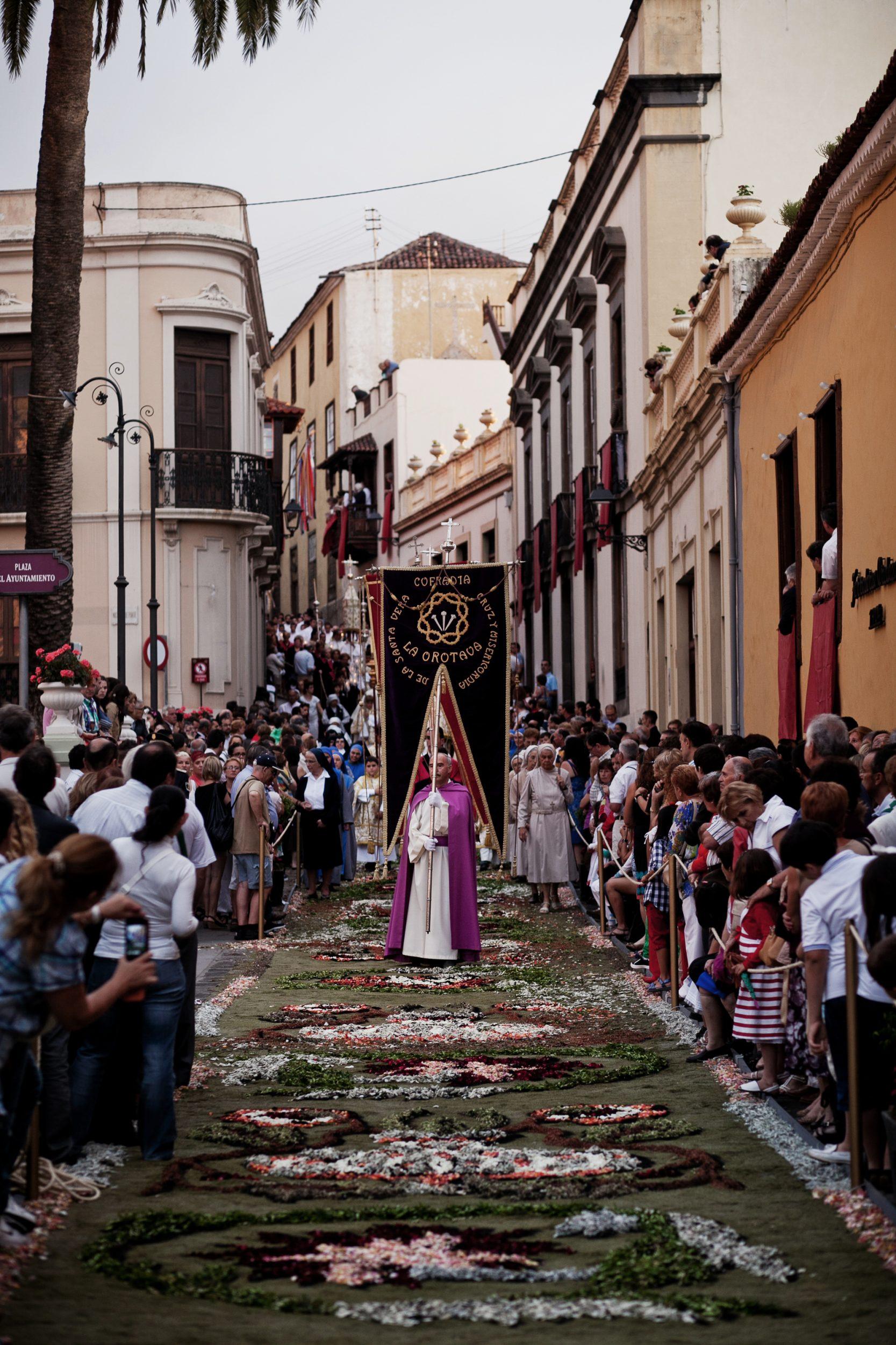La Orotava Corpus Christi