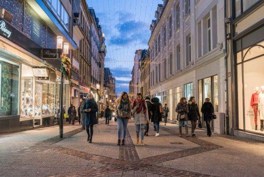 Shopping in Lussemburgo